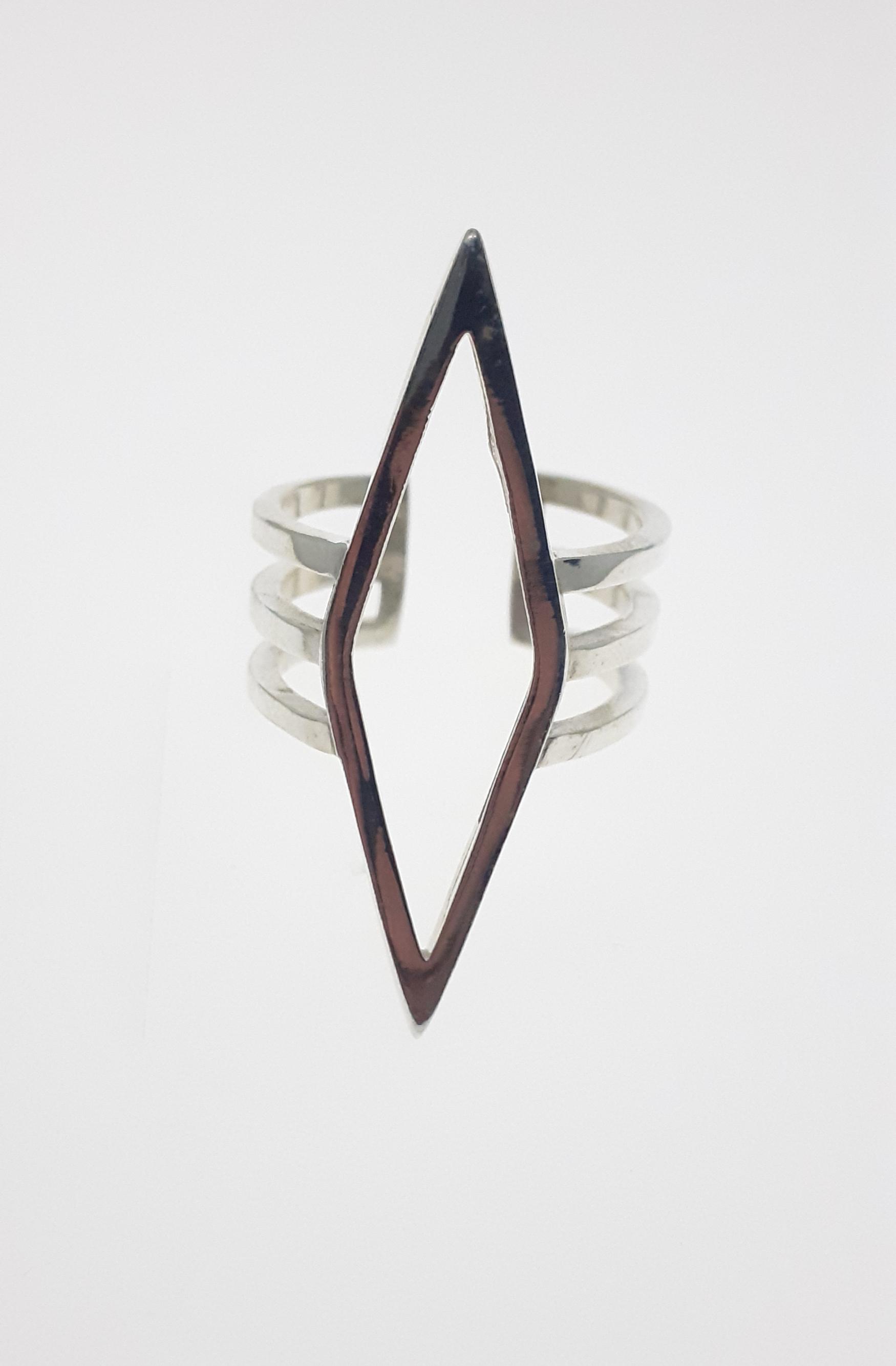 Sensi joyas jewellery Granada silver engagementSILVER RING